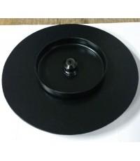 Кришка передньої пневморесори ЛАЗ (діаметр 150)